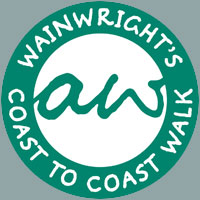 Waymarking the Coast To Coast with Wainwrights signature