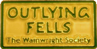 Outlying Fells Badge
